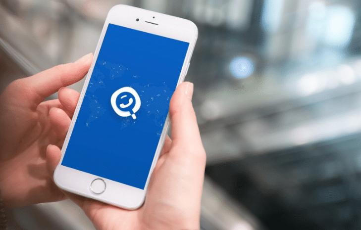 Мобильное приложение Get Contact